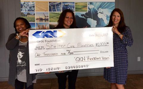 GKN Foundation Grant Supports Shelter Care