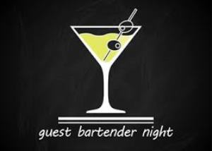 Guest Bartender NightLarger