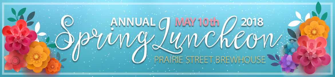 Join Us at the Spring Luncheon