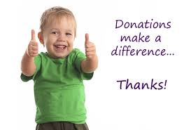 kid donations make a difference